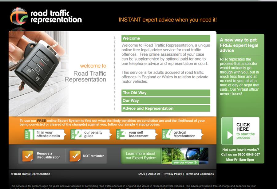 Road Traffic Representation